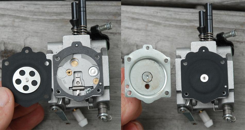 Carburetor Diaphragm